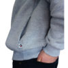 bluza z kapturem psik - kieszeń