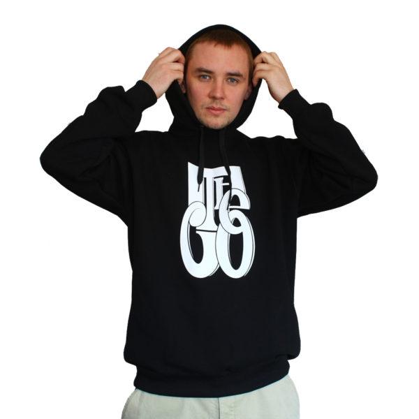 typo1 bluza czarna